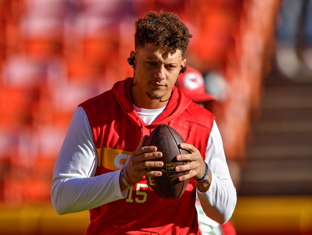 Patrick Mahomes might be even better in 2019 than he was in 2018.