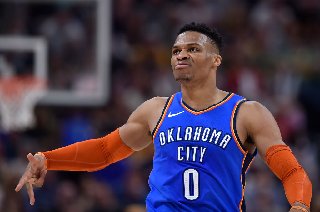 LeBron James is one of the greatest NBA players ever, but will Russell Westbrook join him as top-10 in points and assists?
