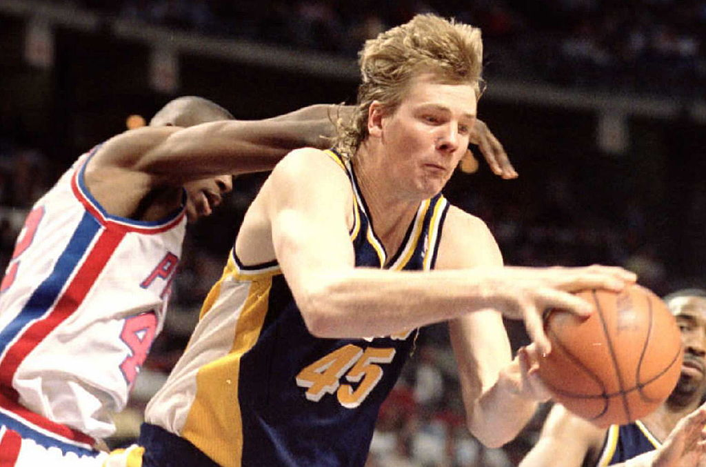 Years after retiring, Rick Smits remains one of the tallest players in NBA history