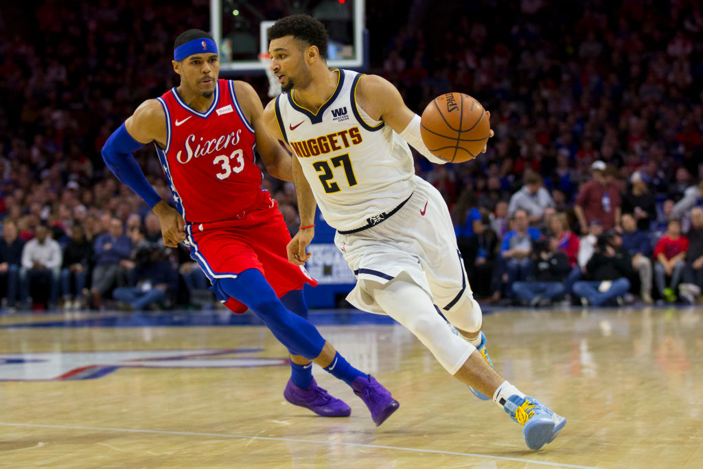 Denver's Jamal Murray is one of the underrated players in the NBA.