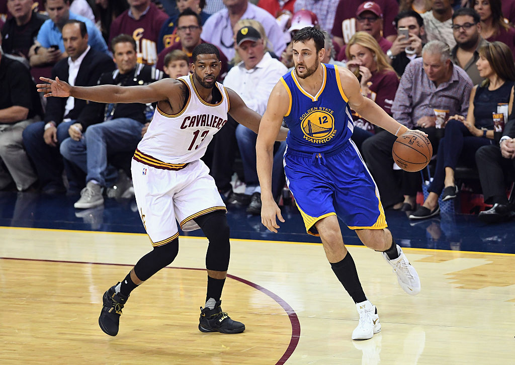 Here's How Signing Andrew Bogut Helps the Warriors' Title Defense