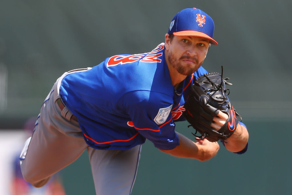 Jacob deGrom and the starting pitching should keep the Mets in the NL East race in 2019.