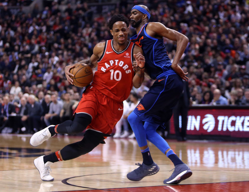 DeMar DeRozan and Corey Brewer are two of the worst-3-point shooters in NBA history