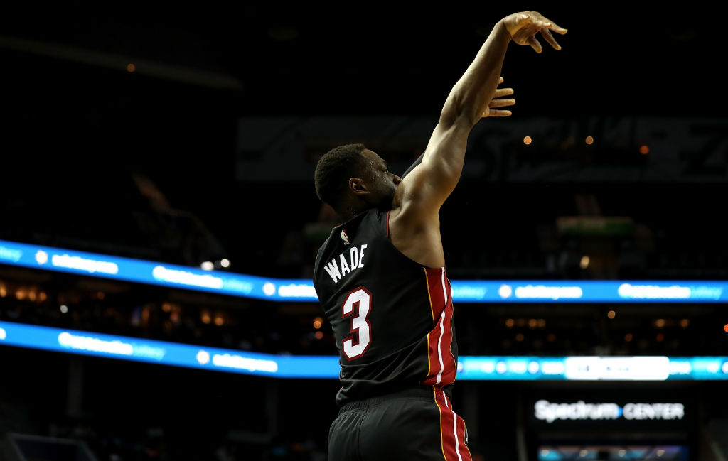 Dwyane Wade is one of the worst-3-point shooters in NBA history