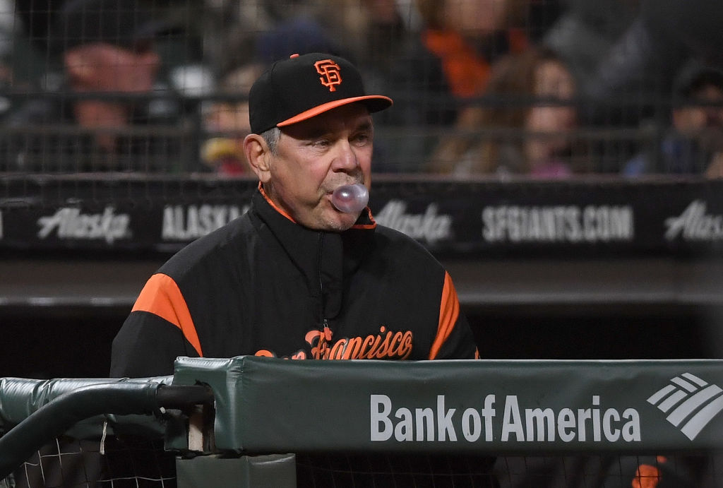 Bruce Bochy is one of the highest-paid managers in baseball.
