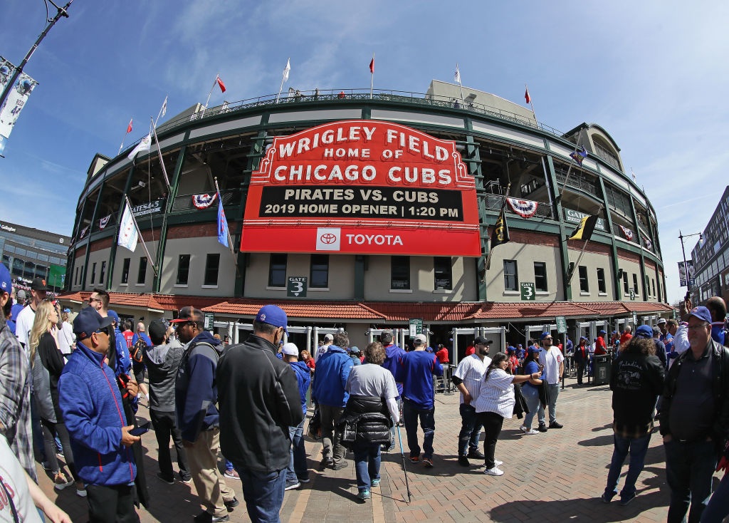 Wrigley Field is one of the oldest stadiums in any sport, including baseball.