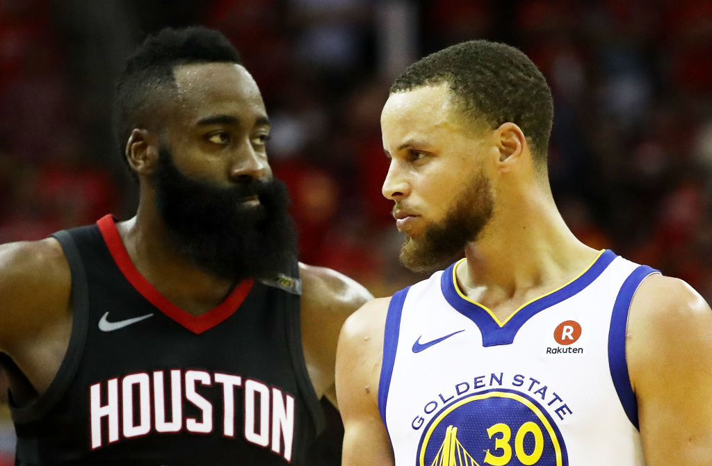 Warriors-Rockets in the 2019 NBA playoffs might be one of the best second-round series ever