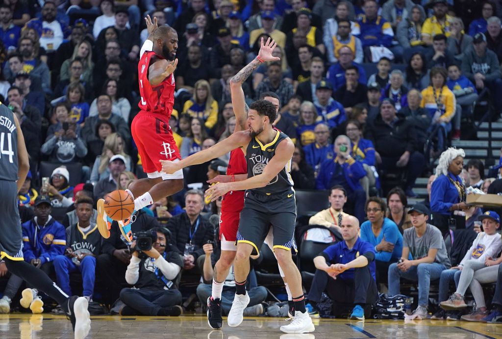 Warriors vs.Rockets in the 2019 NBA playoffs might be one of the best second-round series ever