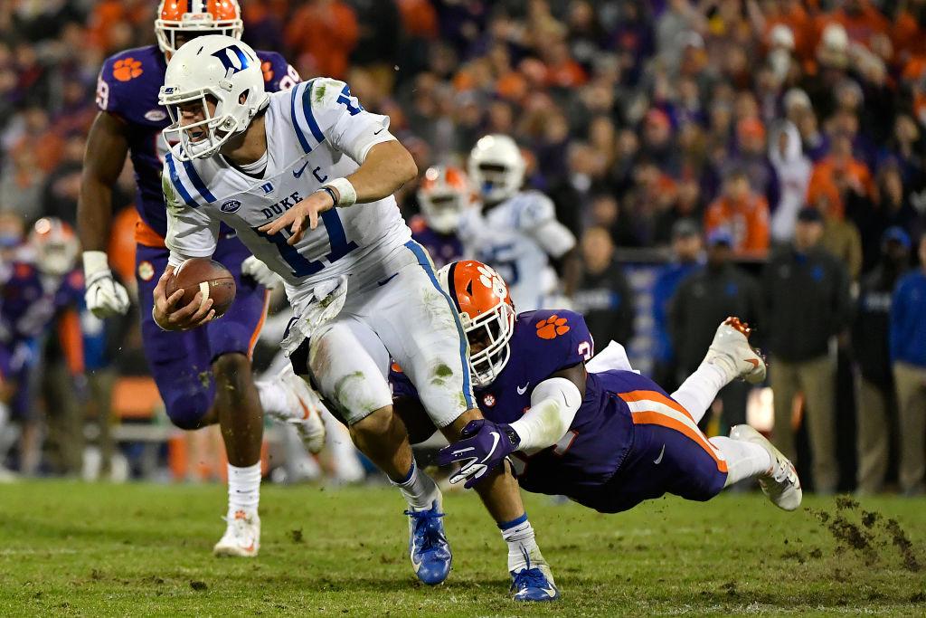 Teams might regret passing on Daniel Jones in the 2019 NFL draft.