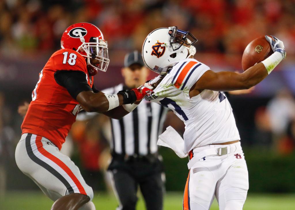 DeAndre Baker might slide a long way in the 2019 NFL draft