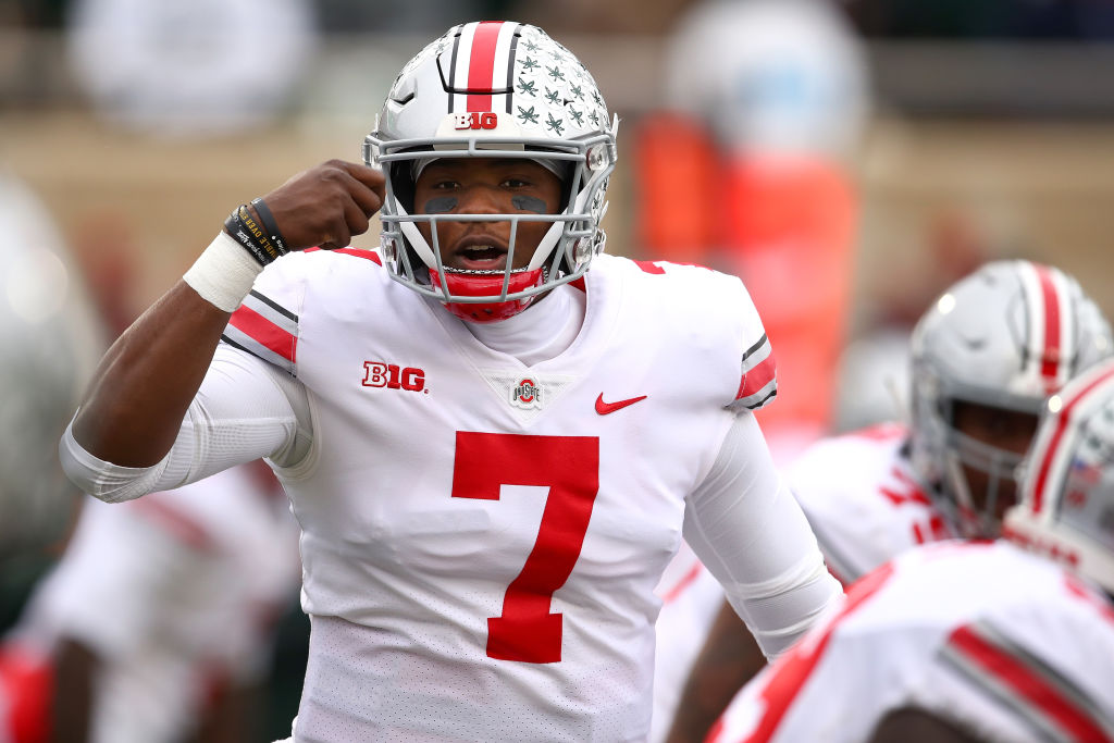 Dwayne Haskins might slide a long way in the 2019 NFL draft