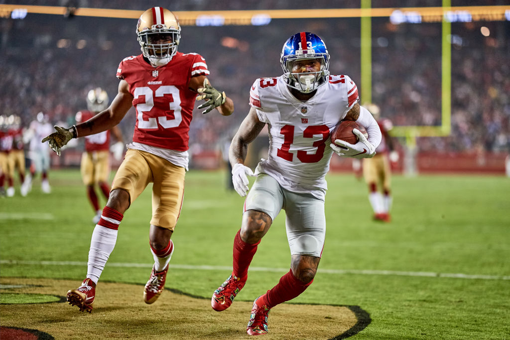 The San Francisco 49ers wanted Odell Beckham Jr., but they didn't get him.