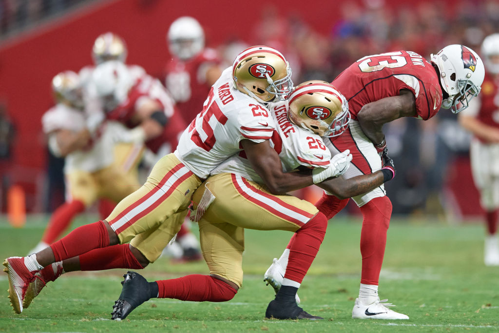 The 49ers big move in NFL free agency was resigning safety Jimmie Ward.