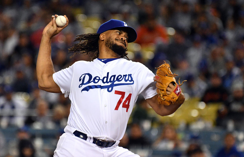 With Kenley Jansen in the closer role, the Dodgers have one of the best bullpens in baseball.