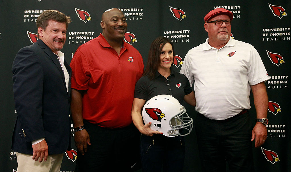 Bruce Arians is ahead of the curve when it comes to hiring assistant coaches.