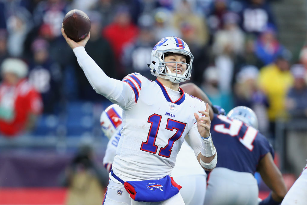 Josh Allen and The Buffalo Bills might be better than you think in 2019.