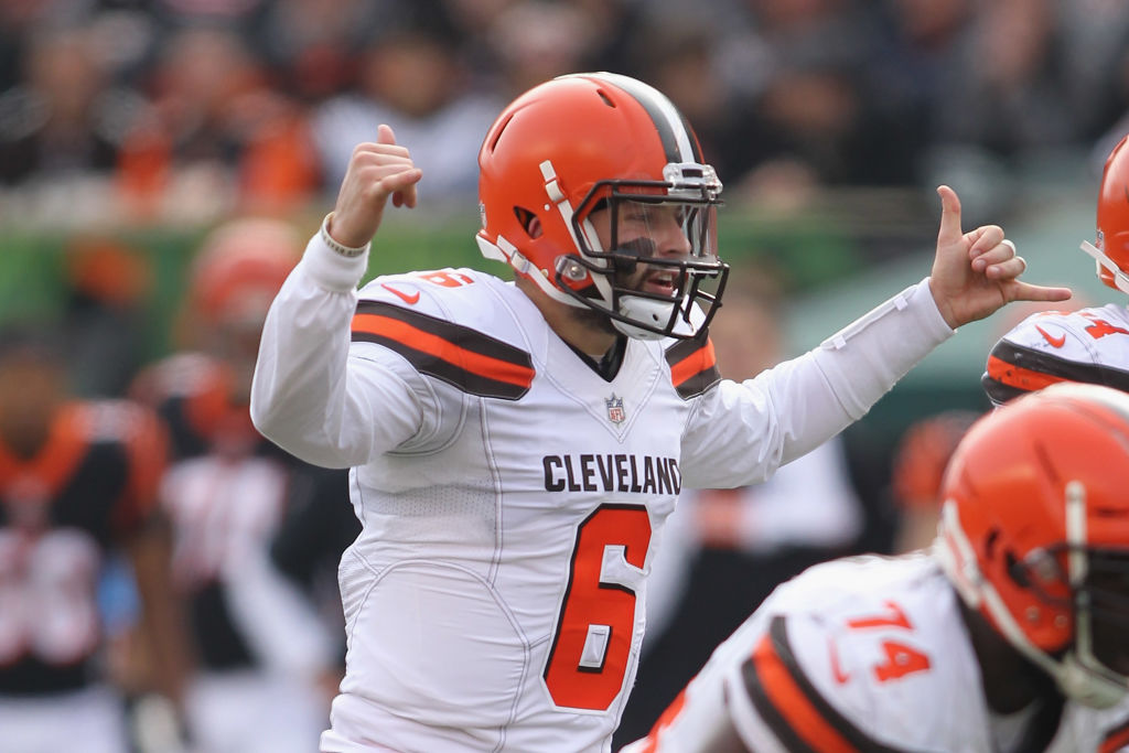 Baker Mayfield and the Cleveland Browns should be much improved during the 2019 NFL season.