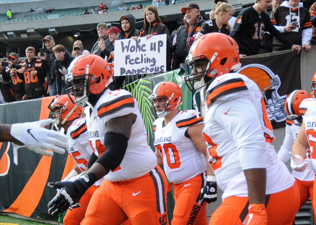 Fans of the Cleveland Browns believes their team can be winners during the 2019 NFL season.