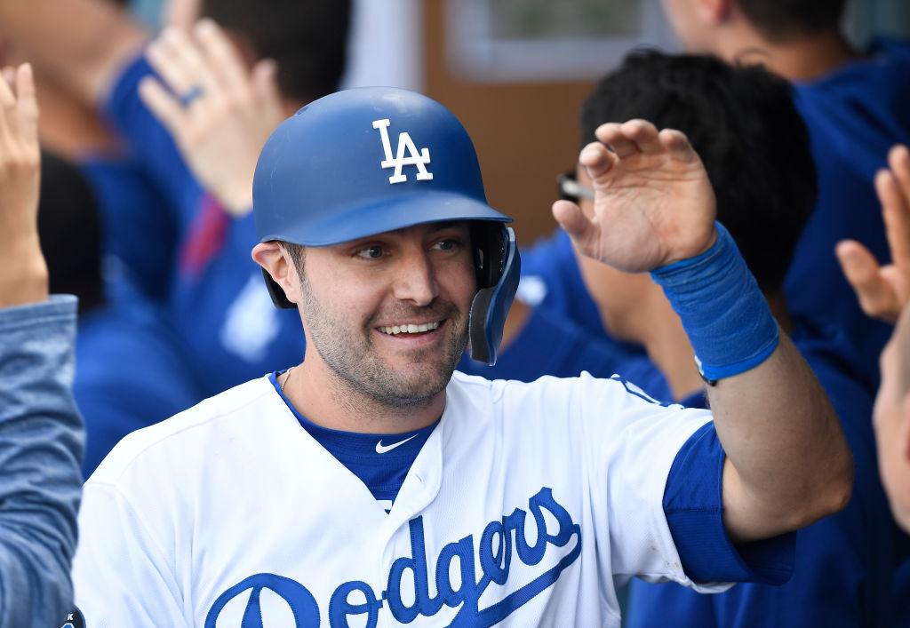 The Dodgers are serious World Series contenders