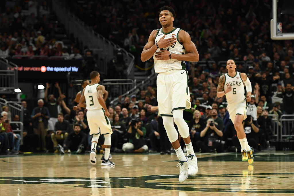 Giannis Antetokkounmpo isn't friendly with many fellow NBA players.