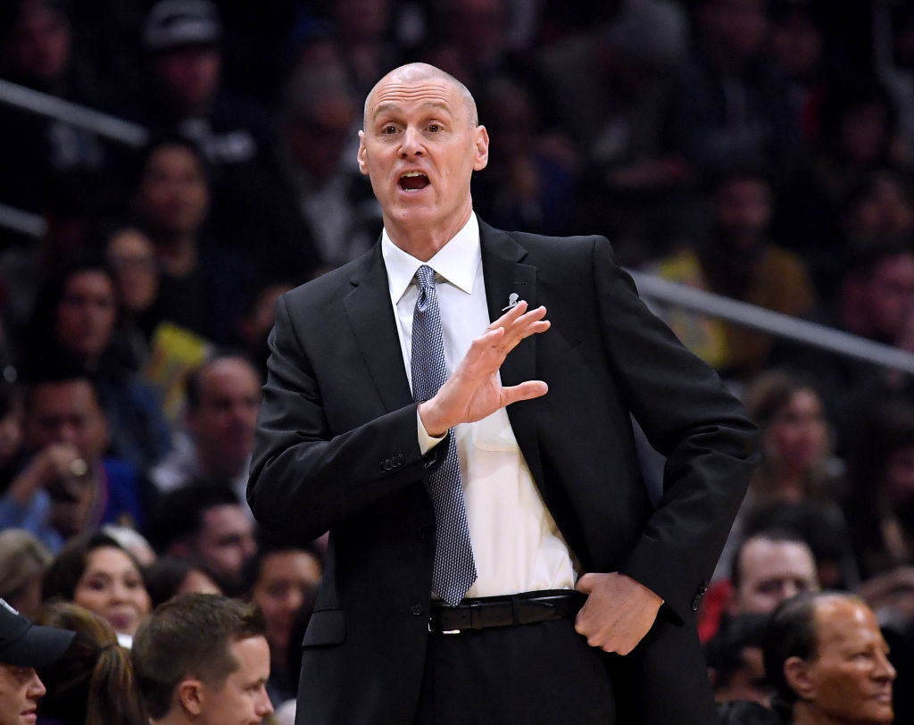 Rick Carlisle is one of the highest-paid NBA coaches.