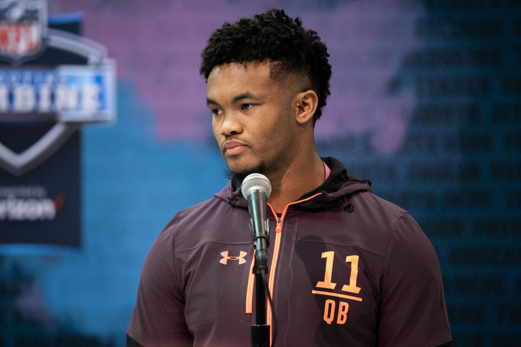 One NFL analyst believes QB Kyler Murray might not fit Arizona's system as well as QB Josh Rosen