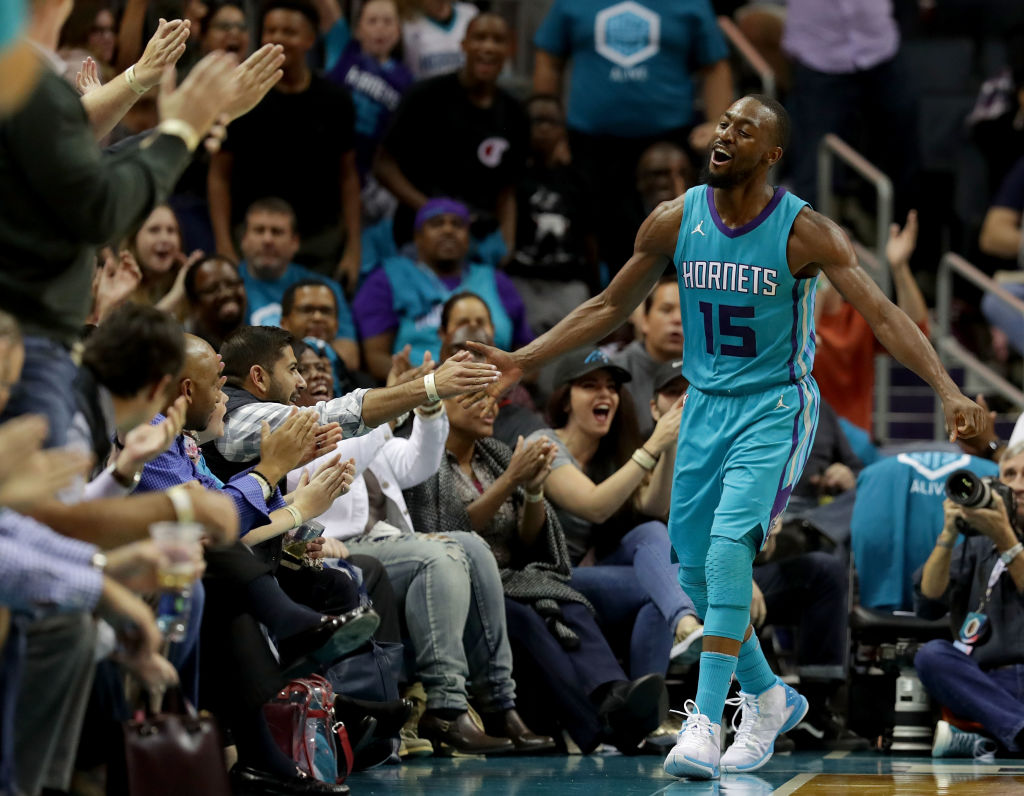 Kemba Walker on whether he'll rejoin the Hornets -- 'I don't know.'