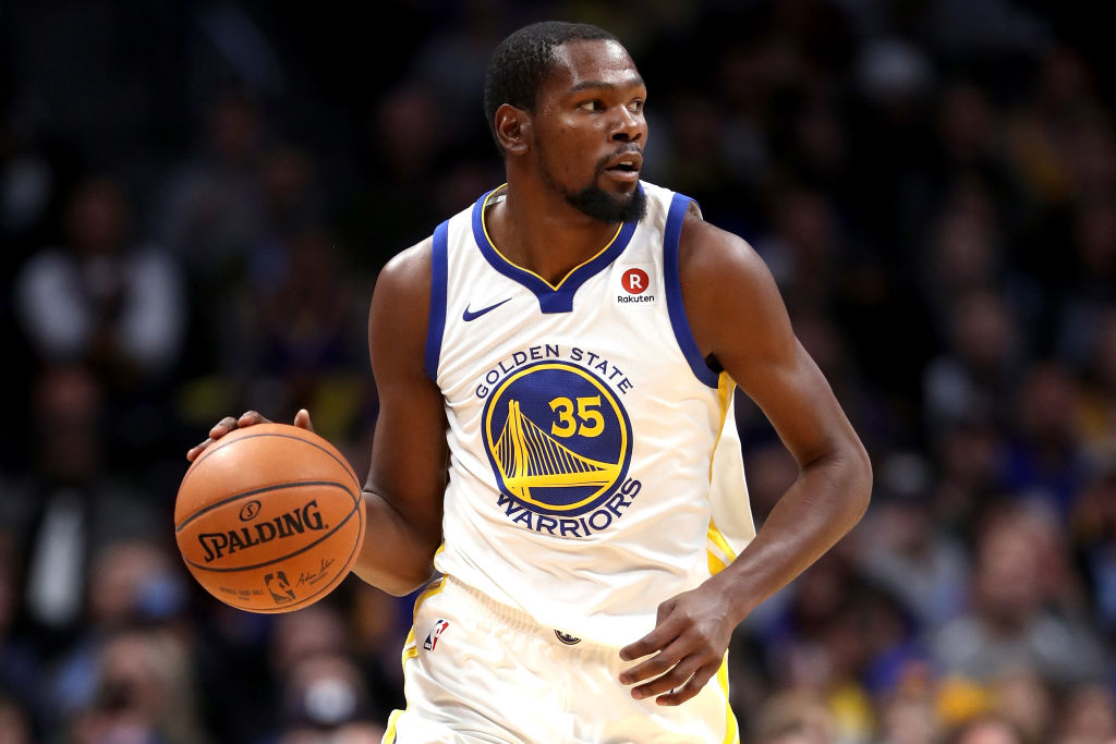 Kevin Durant already seems to have a short list of cities to visit in free agency.