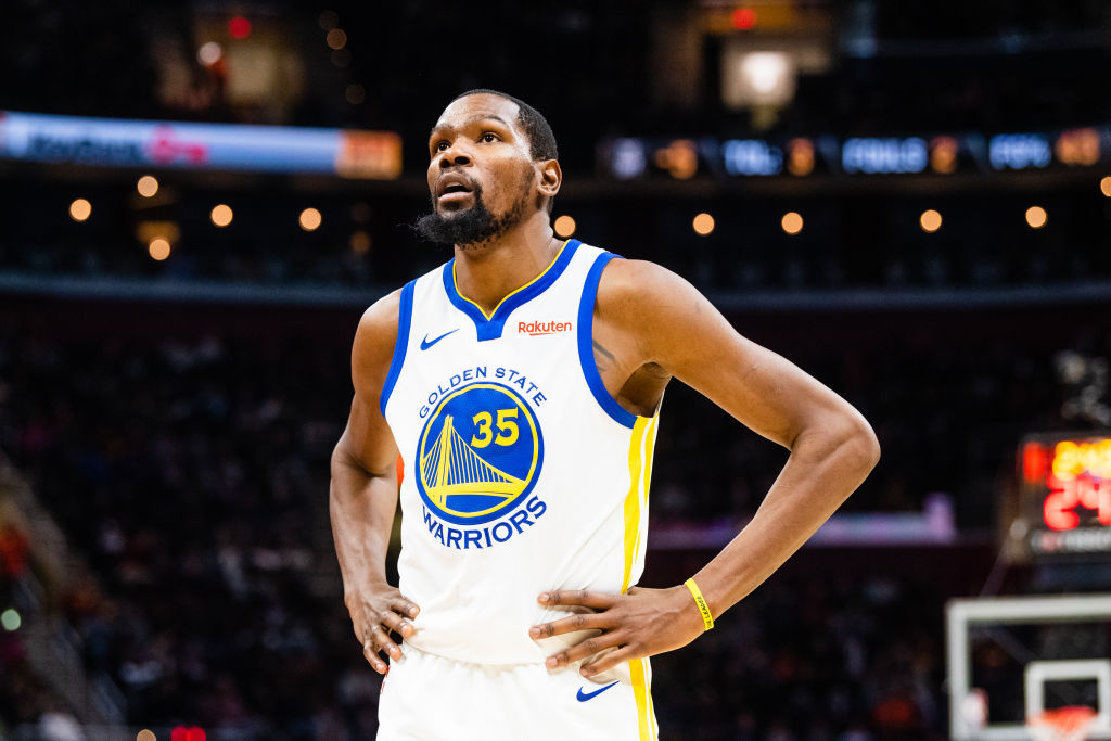 Kevin Durant recently named his top-5 NBA players of all time.