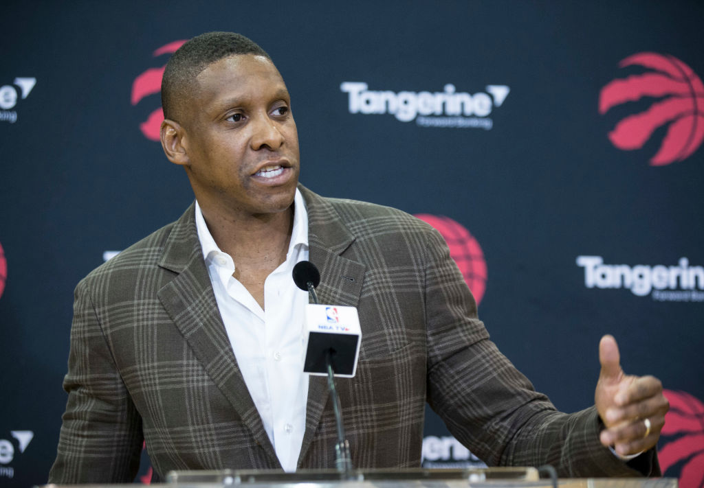 Masai Ujiri could be a candidate if the Los Angeles Lakers decide to replace Magic Johnson.