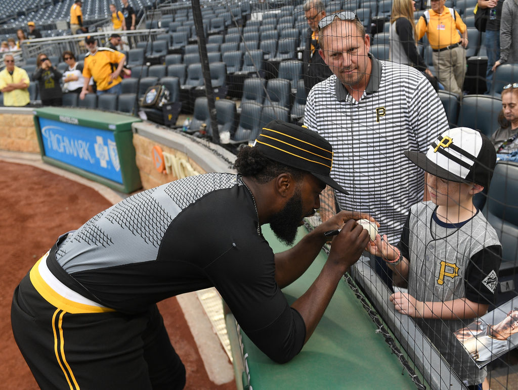 Up close autographs notwithstanding, Pittsburgh Pirates boosters are among the baseball fans who have it the worst