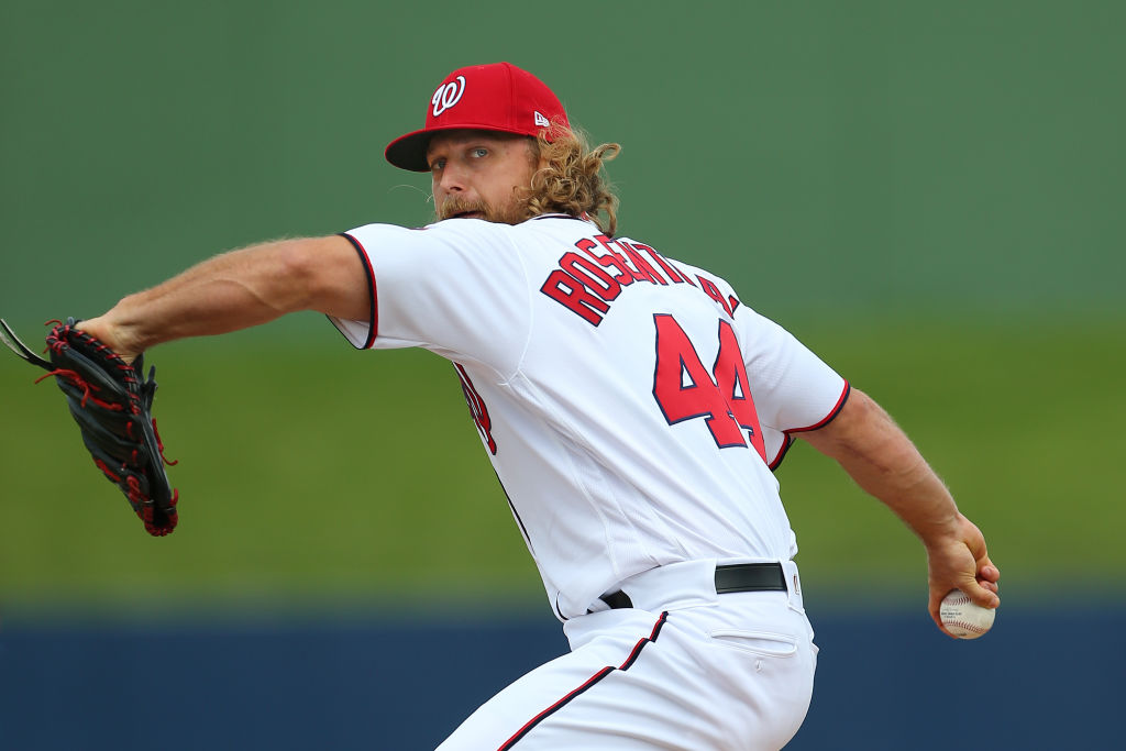 Trevor Rosenthal is one of the hardest throwers in Major League Baseball