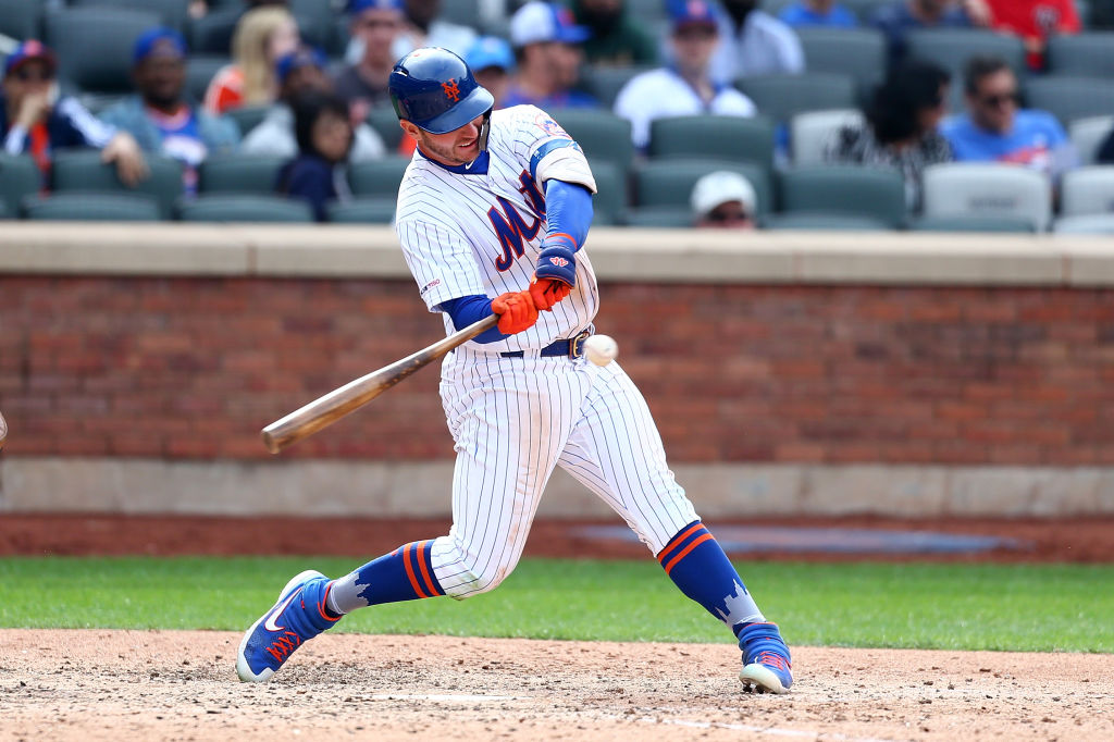 The New York Mets Pete Alonso enjoyed one of the best starts of any MLB rookie ever.