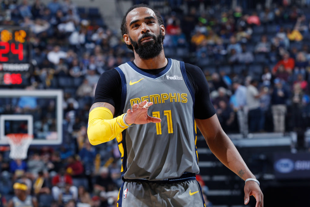 Mike Conley has one thing in common with LeBron James and Reggie Miller.