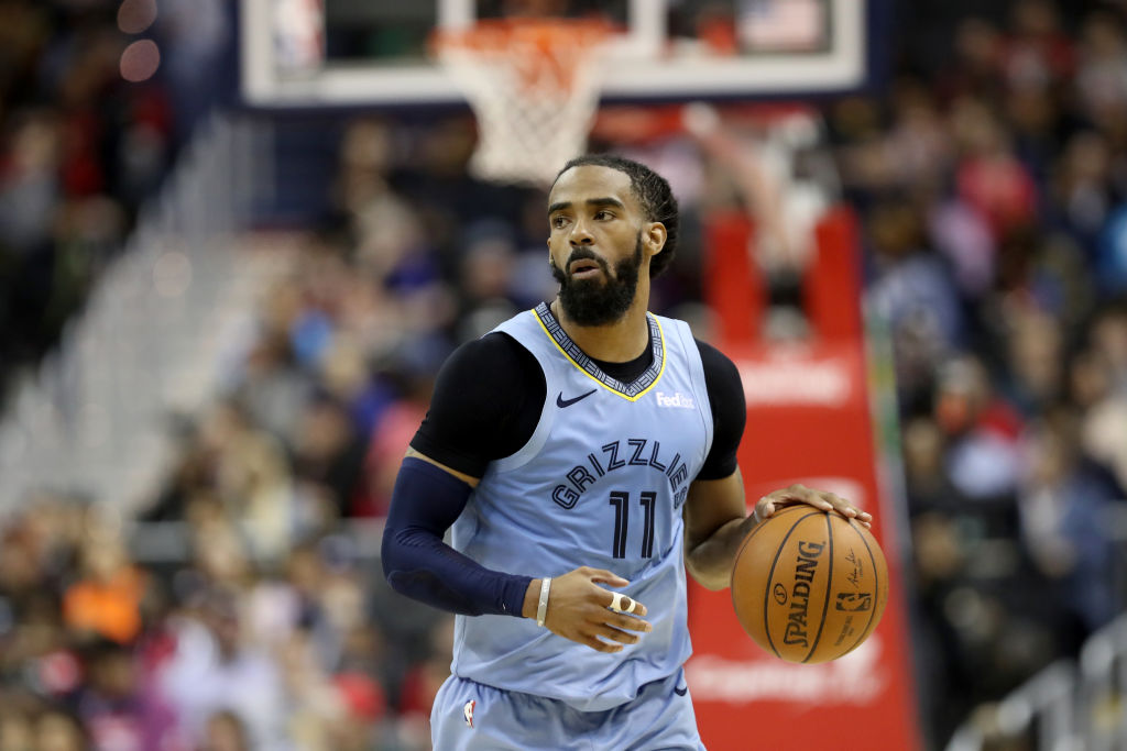 Mike Conley has one thing in common with LeBron James and Reggie Miller