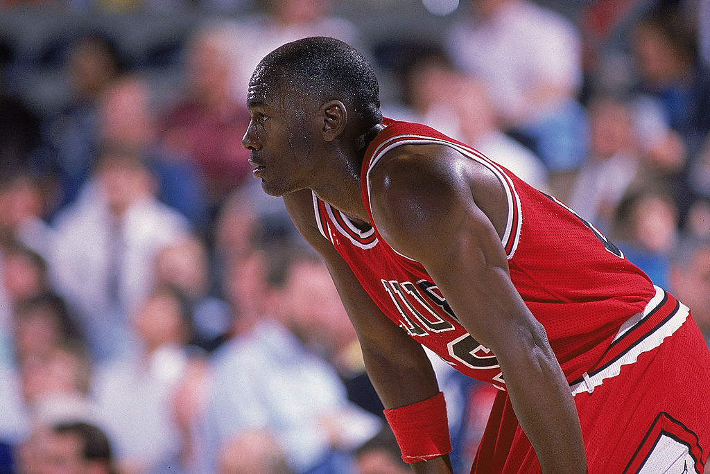 It's no surprise Michael Jordan is one of the players who scored the most points during one NBA playoffs run