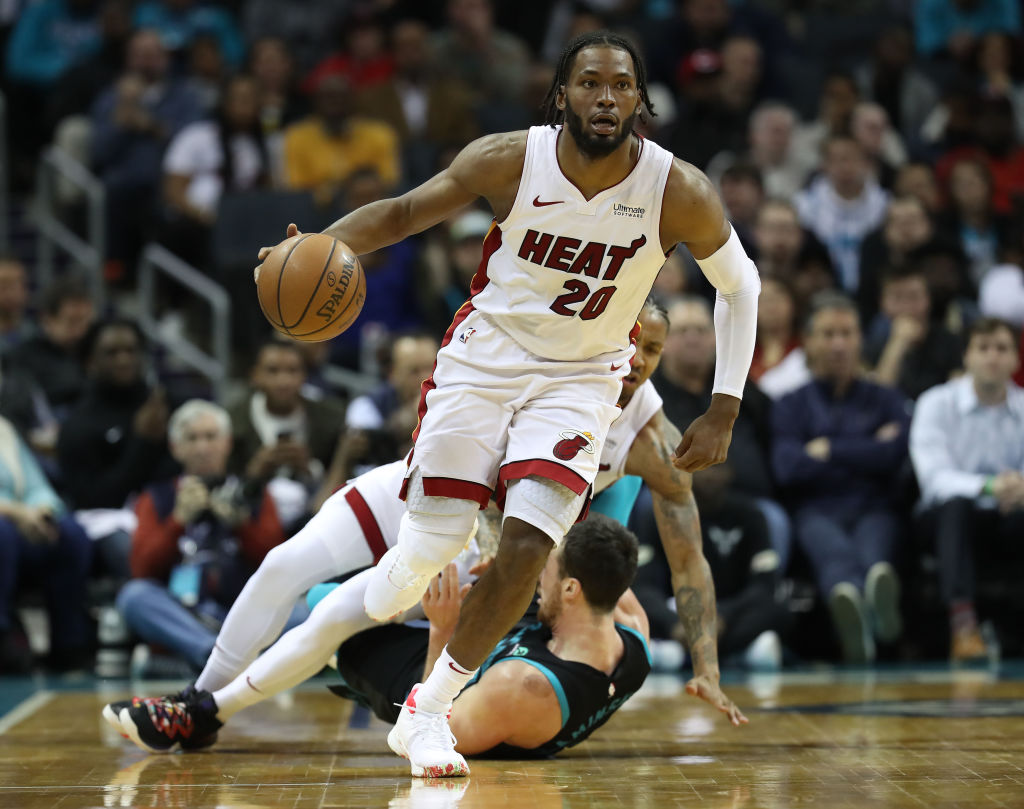 Justise Winslow is one of the NBA stars who is better than his NBA father