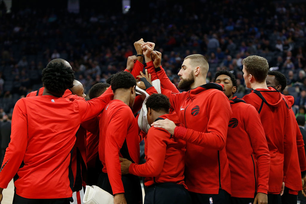 The Toronto Raptors are one of the NBA teams that need to rebuild now.