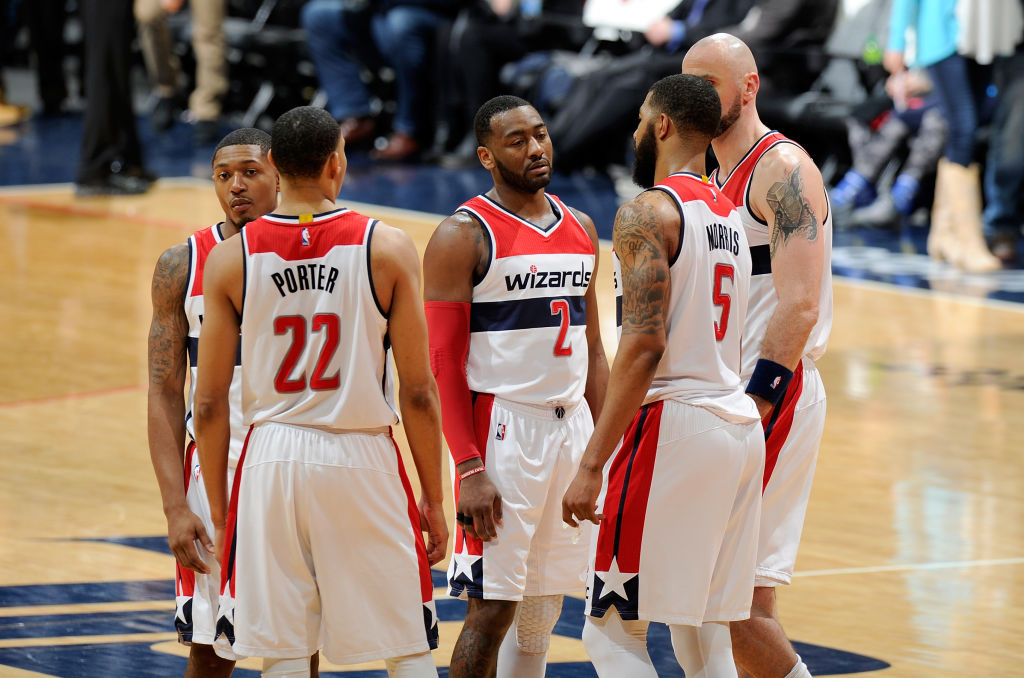 The Washington Wizards are one of the NBA teams that need to rebuild now.