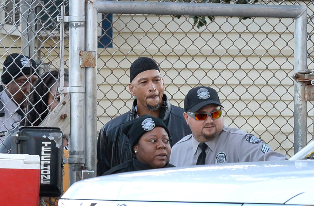 Rae Carruth is one of the NFL players whose legal problems sabotaged their careers.
