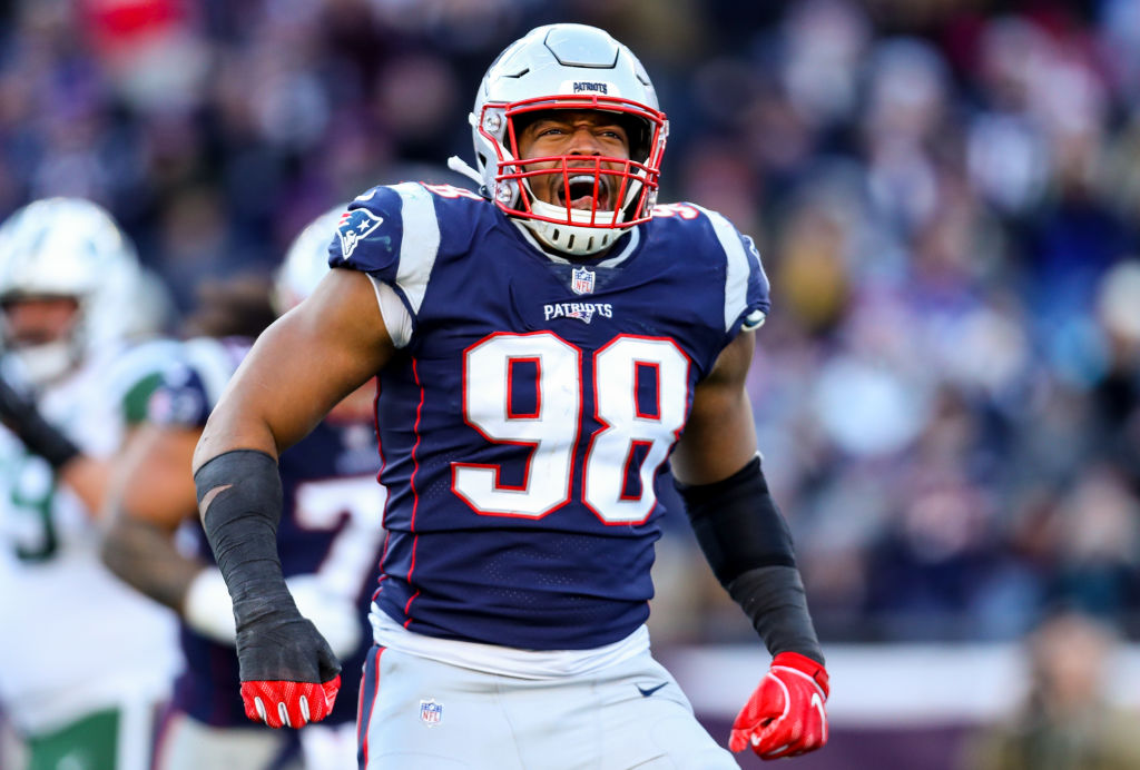 Trey Flowers received one of the best deals in free agency with a ton of guaranteed money.
