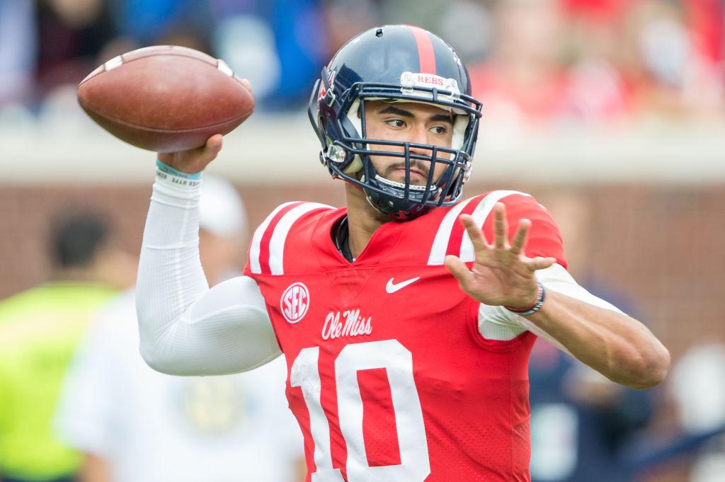 Success rate pegs Jordan Ta'amu as one of the best quarterbacks in the 2019 NFL draft