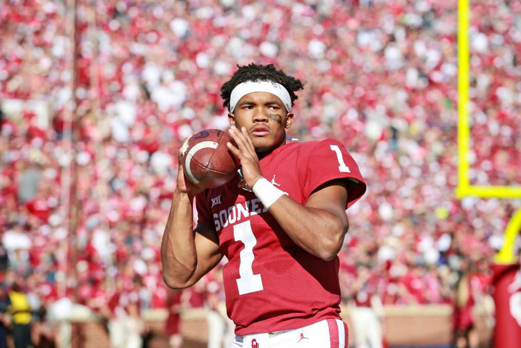 Success rate pegs Kyler Murray as one of the best quarterbacks in the 2019 NFL draft