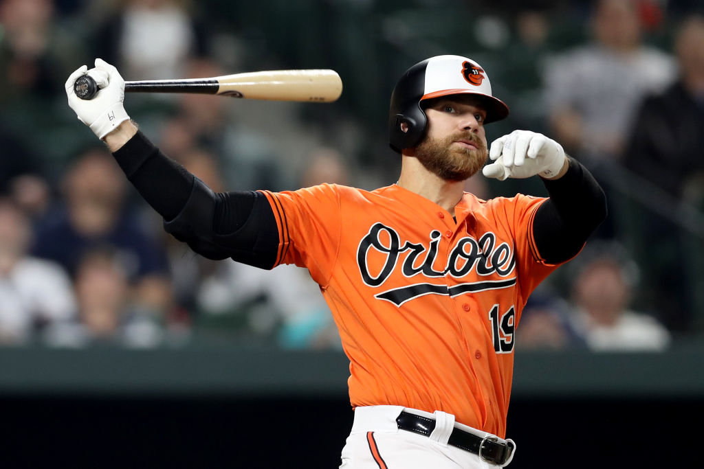 It didn't seem possible, but Chris Davis and the Baltimore Orioles are worse in 2019 than 2018.
