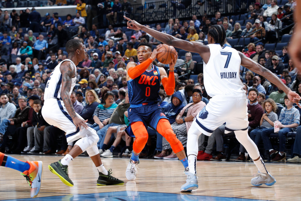 Russell Westbrook might be one of the most underrated players in NBA history.