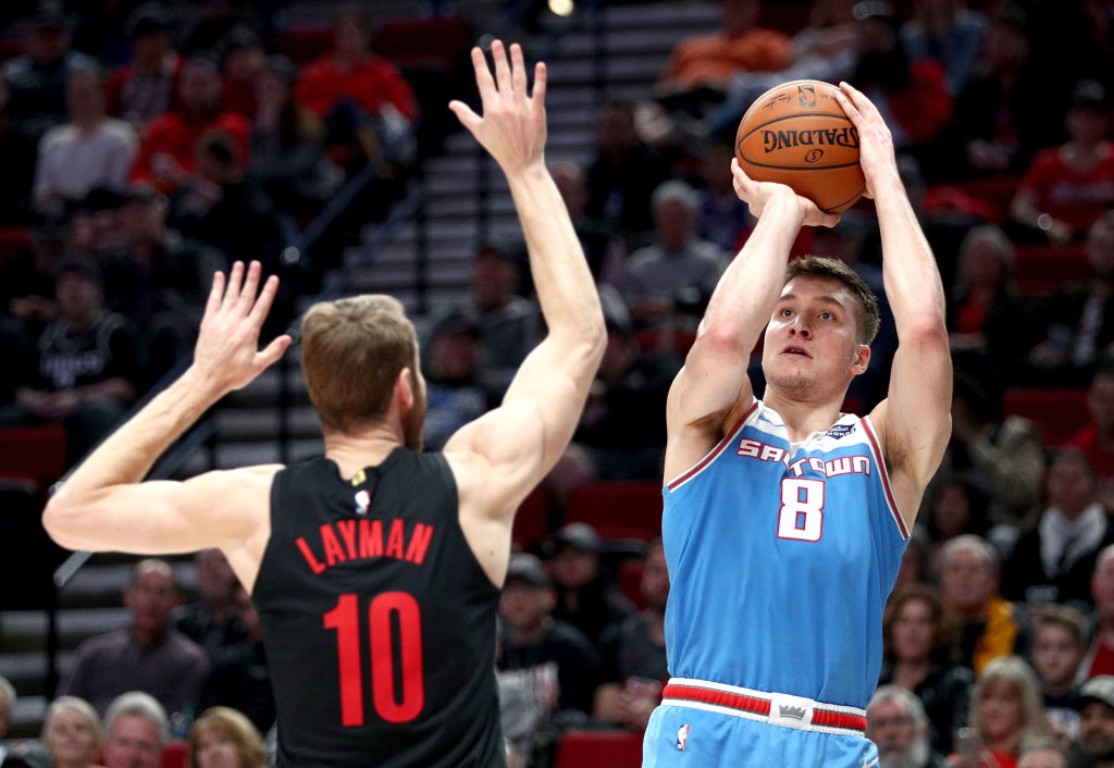 Bogdan Bogdanovic could help the Sacramento Kings get back in the playoffs in 2020.