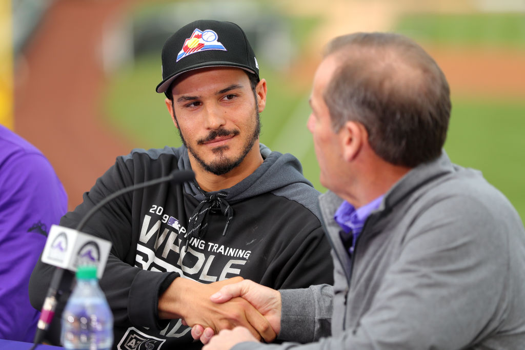 Big MLB contract extensions, like that of Nolan Arenado, might actually be bad for baseball.