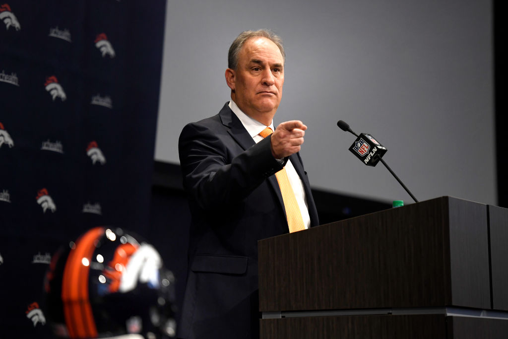 Coach Vic Fangio is the perfect fit for the Denver Broncos in 2019.