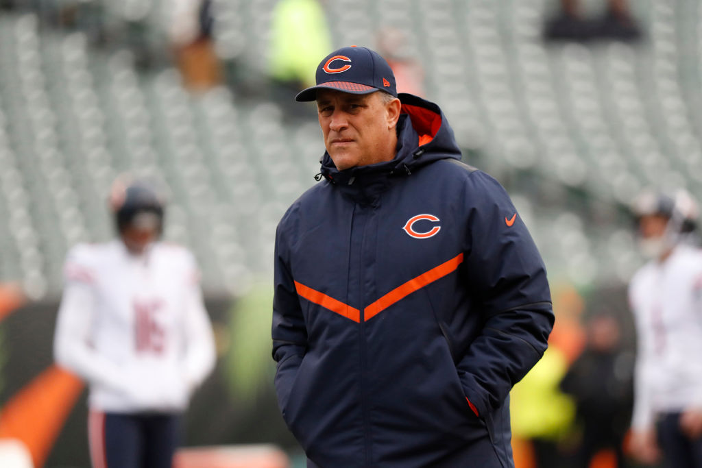 Coach Vic Fangio was on the Bears staff, but the Denver Broncos new head coach is the perfect fit for the team in 2019.