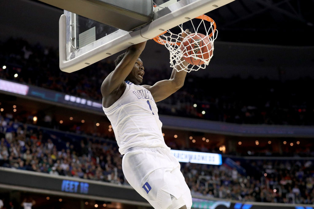 Zion Williamson could sign a multi-million dollar shoe contract before he plays an NBA game.